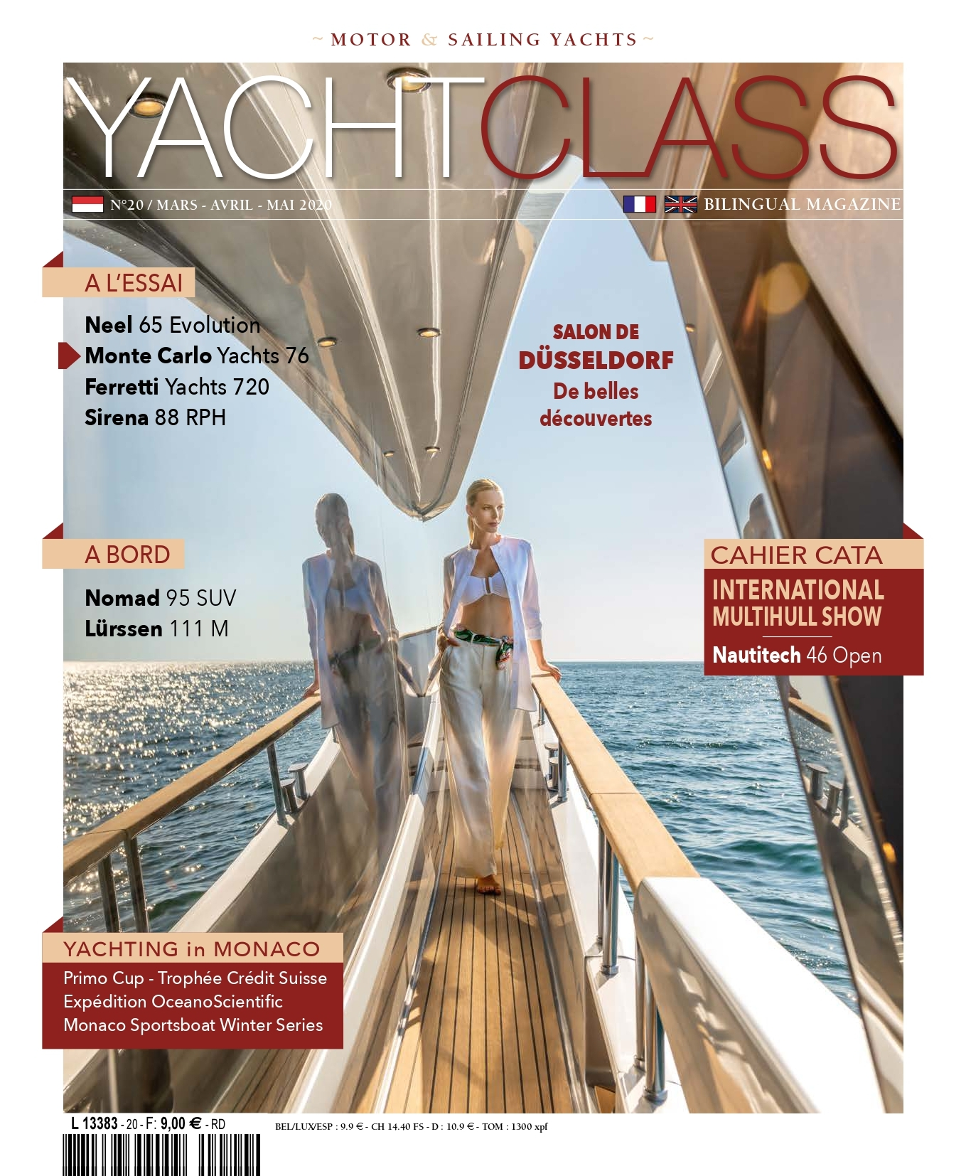 YachtClass n°20 </br>March-May 2020